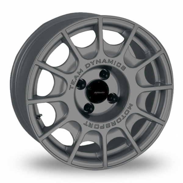 "Picture of 15"" Team Dynamics Pro Rally 1 Anthracite"