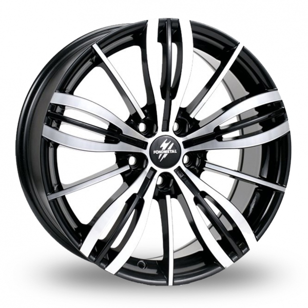 "Picture of 17"" Fondmetal TPG1 Black/Polished"