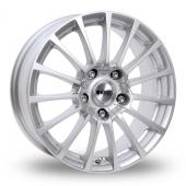Tekno RX11 Silver Alloy Wheels