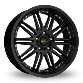 Dotz Territory Matt Black Alloy Wheels