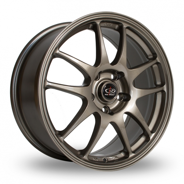 "Picture of 17"" Rota Torque Bronze Wider Rear"