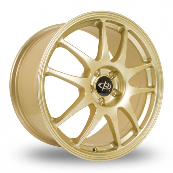 "Picture of 17"" Rota Torque Gold"