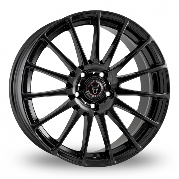 "Picture of 18"" Wolfrace Turismo Black"