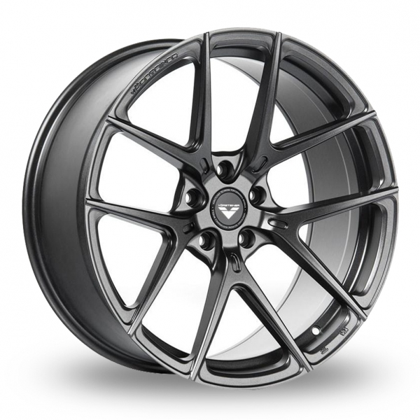 "Picture of 20"" Vorsteiner V-FF 101 Carbon Graphite Wider Rear"