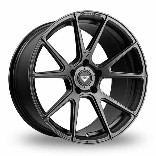 "Picture of 19"" Vorsteiner V-FF 106 Carbon Graphite Wider Rear"