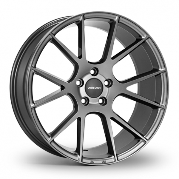 "Picture of 18"" VEEMANN V-FS23 Gloss Graphite Wider Rear"