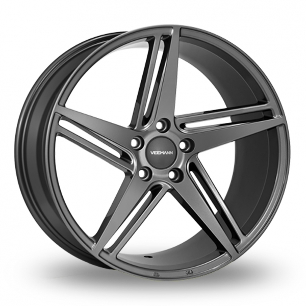 "Picture of 19"" VEEMANN V-FS31 Gloss Graphite Wider Rear"