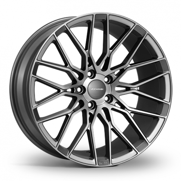 "Picture of 20"" VEEMANN V-FS34 Gloss Graphite Wider Rear"