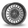 20 Inch VEEMANN VC540 Graphite Alloy Wheels