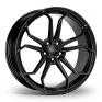20 Inch VEEMANN VC632 Gloss Black Alloy Wheels