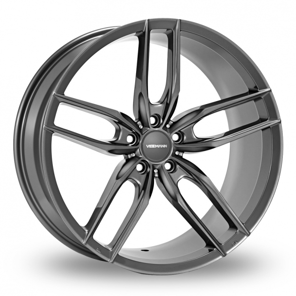 "Picture of 22"" VEEMANN V-FS28 Gloss Gunmetal"