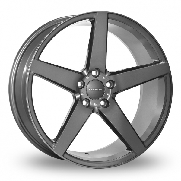 "Picture of 22"" VEEMANN V-FS8 Gloss Graphite Wider Rear"
