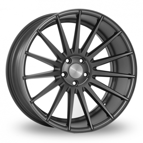 "Picture of 19"" VEEMANN VC7 Matt Graphite Wider Rear"