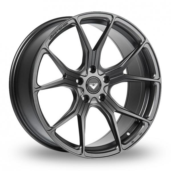 "Picture of 21"" Vorsteiner V-FF 103 Carbon Graphite Wider Rear"