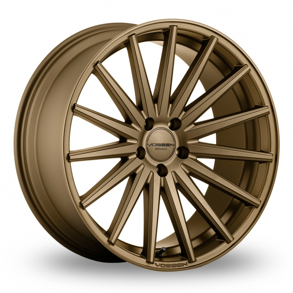 "Picture of 22"" Vossen VFS-2 Satin Bronze"