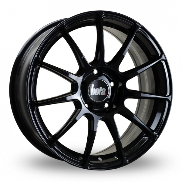 "Picture of 17"" Bola VST Gloss Black"