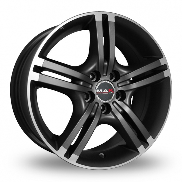 "Picture of 17"" MAK Veloce Ice Step Titan"