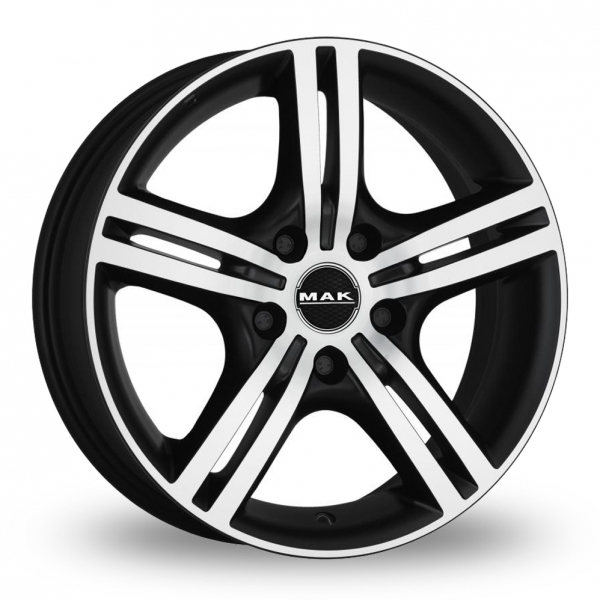 "Picture of 15"" MAK Veloce Ice Black"