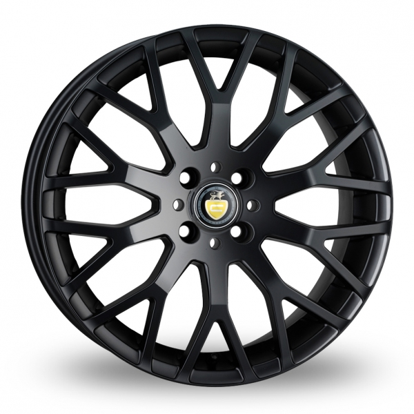"Picture of 17"" Cades Vienna Gloss Black"