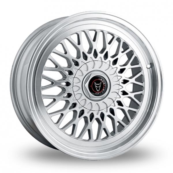 Wolfrace Classic Hyper Silver