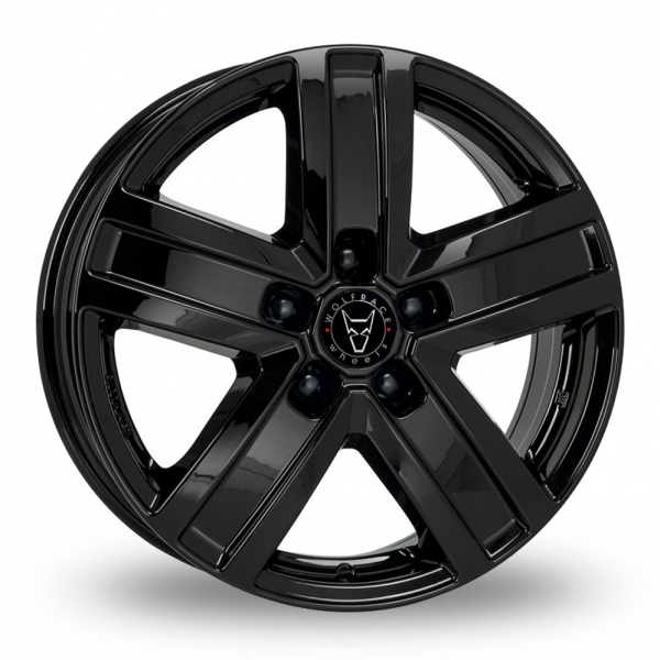 Wolfrace Transporter TP5 Gloss Black
