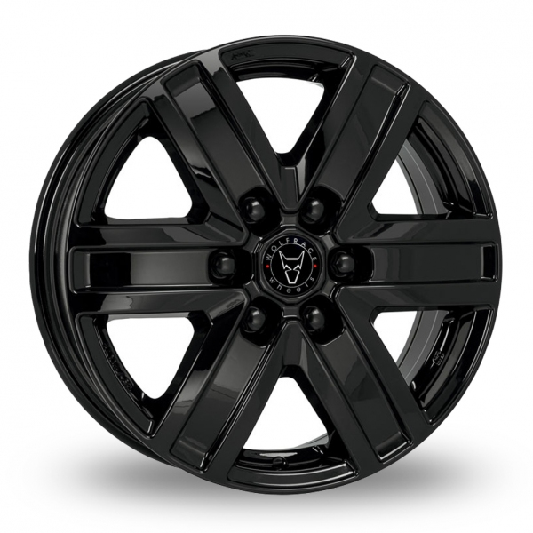 Wolfrace Transporter TP6 Gloss Black