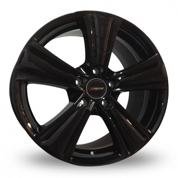"Picture of 18"" Xtreme X90 Gloss Black"