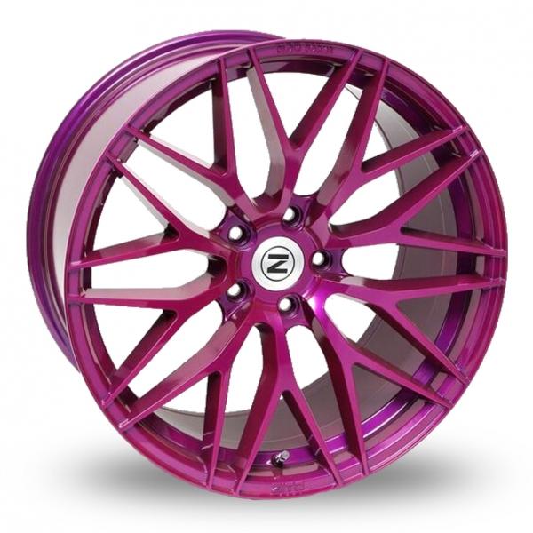 Zito ZF01 Purple
