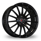 2FORGE ZF1 Matt Black Alloy Wheels