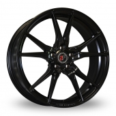 2FORGE ZF2 Matt Black Alloy Wheels