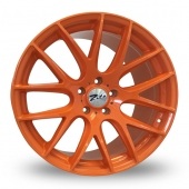 Zito ZL935 Orange Alloy Wheels
