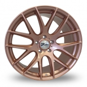Zito ZL935 Rose Gold Alloy Wheels
