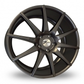Zito ZS03 Grey Alloy Wheels