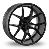 Zito ZS05 Matt Black Alloy Wheels