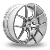 Zito ZS05 Silver Alloy Wheels