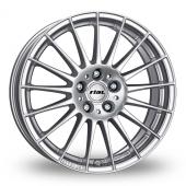 Rial Zamora Silver Alloy Wheels