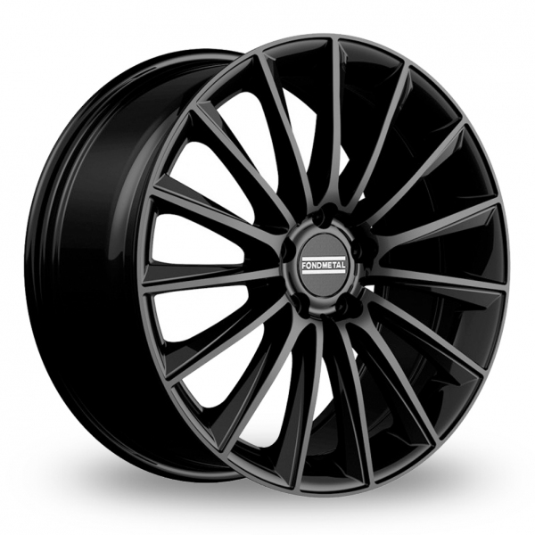 Fondmetal Aidon Gloss Black