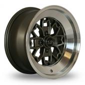 Rota Aleica Bronze Polished Alloy Wheels