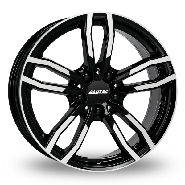 Alutec Drive Black Polished