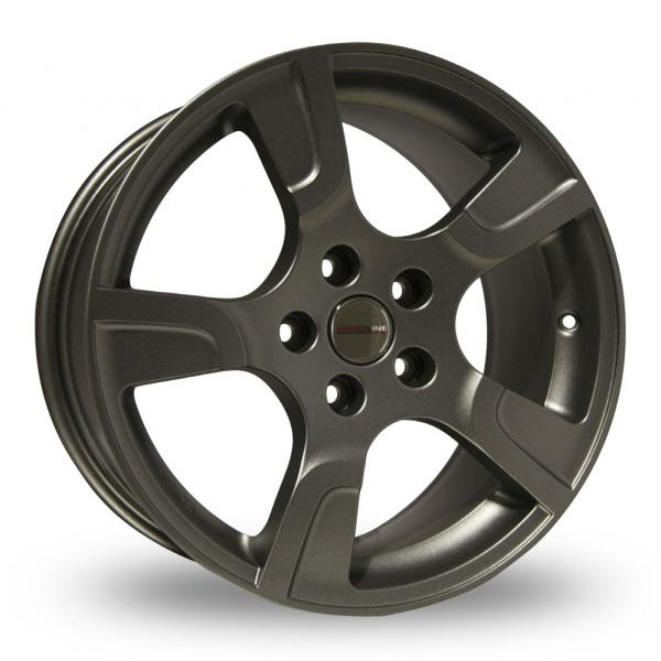 "18"" VW Sportline 2 Satin  Anthracite (Genuine) Alloy Wheels"