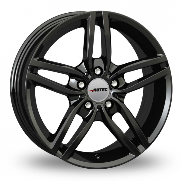 "Picture of 17"" Autec Kitano Black Wider Rear"