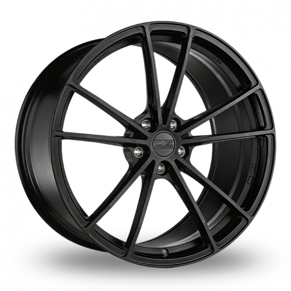 """Picture of 19"""" OZ Racing (Forged) Zeus Black Anodised"""