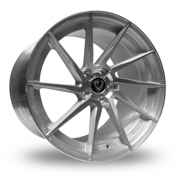 Cades Kratos Brushed Silver
