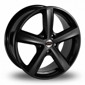 Team Dynamics Cyclone Black Alloy Wheels