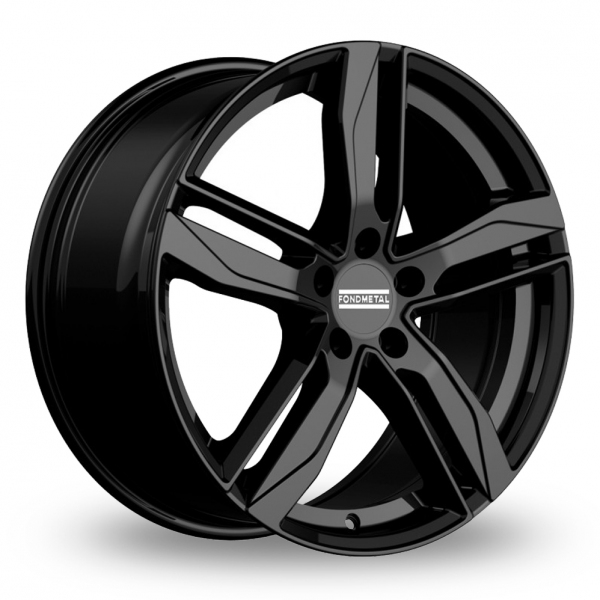 Fondmetal Hexis Gloss Black