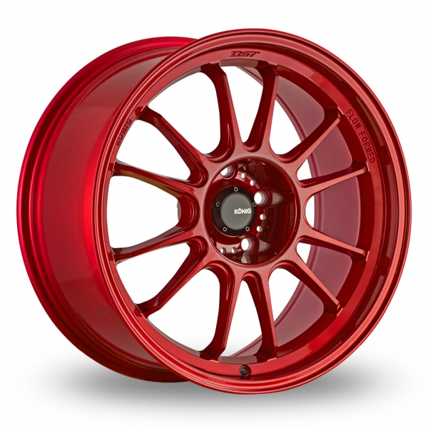 Konig Hypergram Red