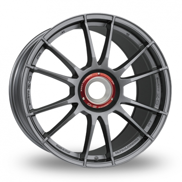 "Picture of 20"" OZ Racing Ultraleggera HLT CL Matt Graphite Wider Rear"
