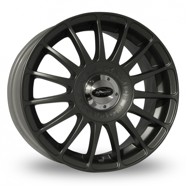 "Picture of 15"" Monza R Graphite Satin"