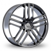 Novus 03 Grey Alloy Wheels
