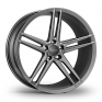 9x21 (Front) & 10.5x21 (Rear) VEEMANN V-FS33 Graphite Alloy Wheels